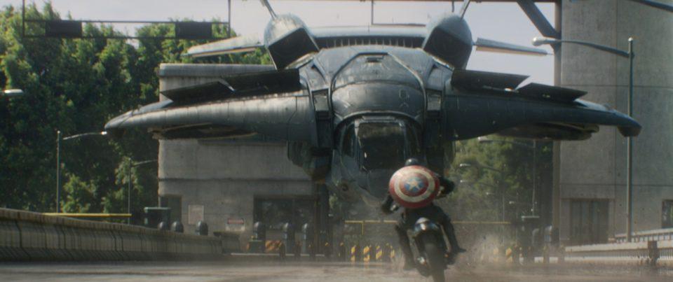 Captain America: The Winter Soldier, fotograma 6 de 29