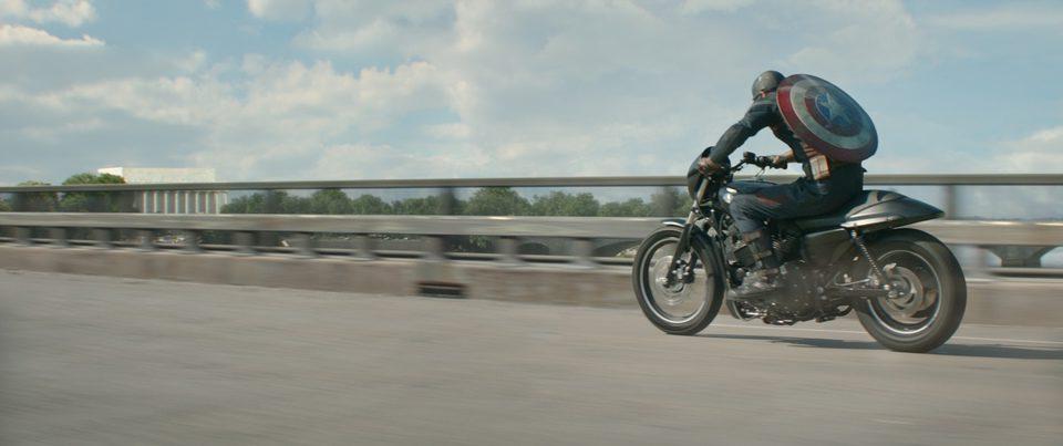 Captain America: The Winter Soldier, fotograma 5 de 29