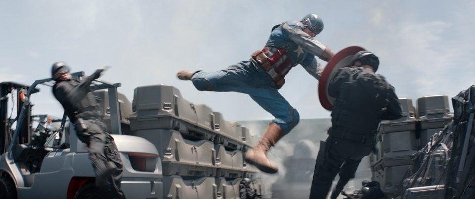 Captain America: The Winter Soldier, fotograma 2 de 29