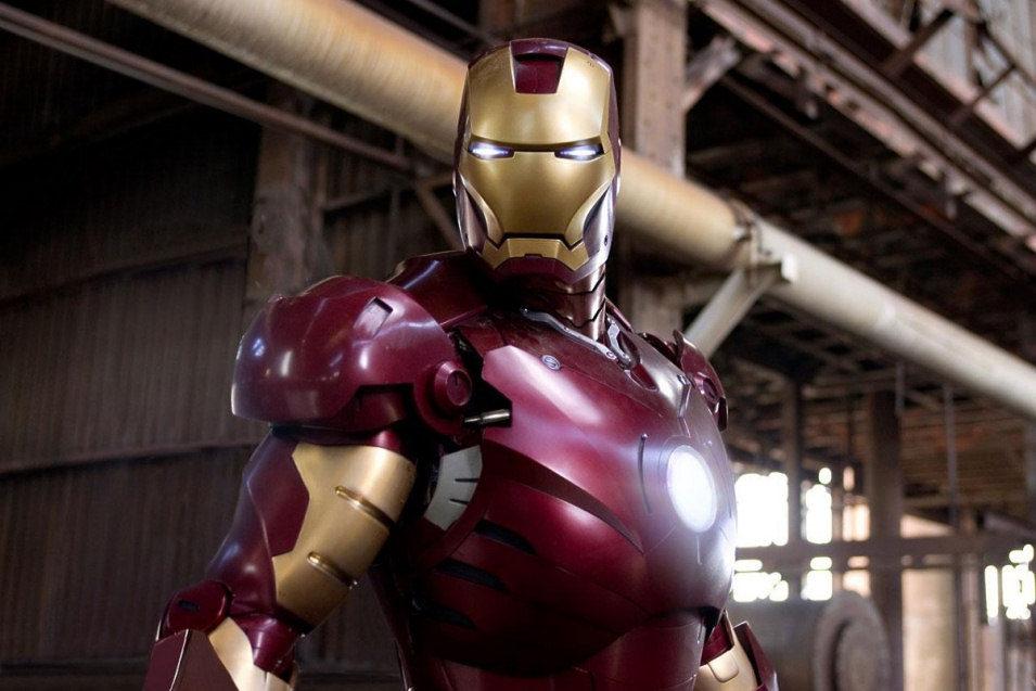 Iron Man, fotograma 1 de 87