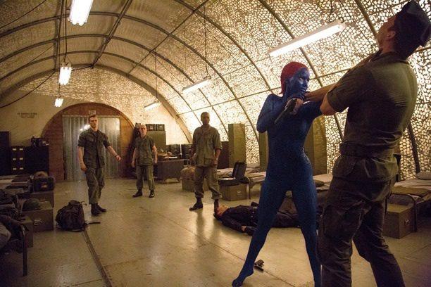 X-Men: Days of Future Past, fotograma 10 de 23