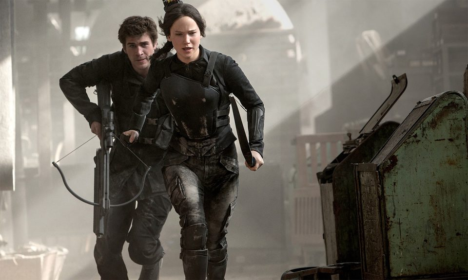 The Hunger Games: Mockingjay - Part 1, fotograma 18 de 49