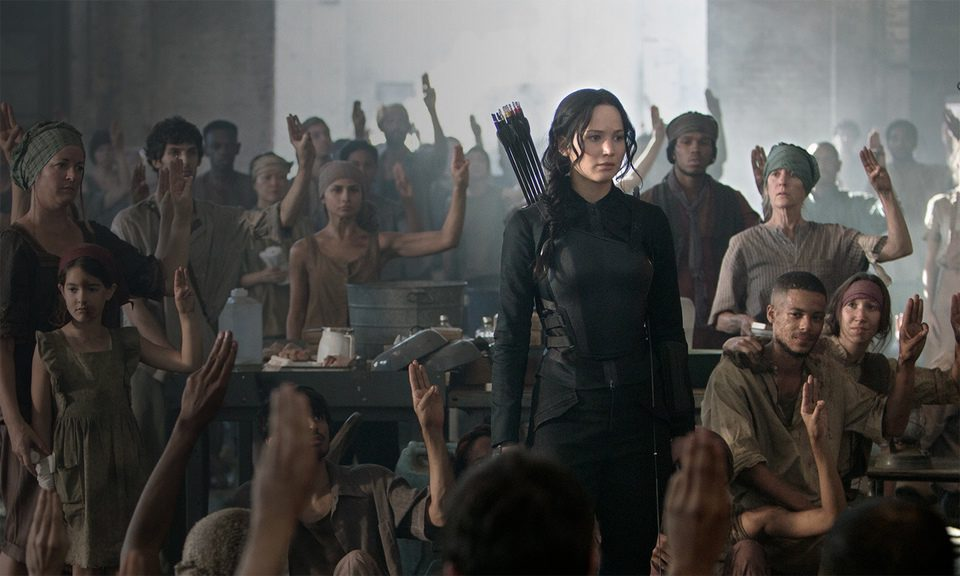 The Hunger Games: Mockingjay - Part 1, fotograma 17 de 49