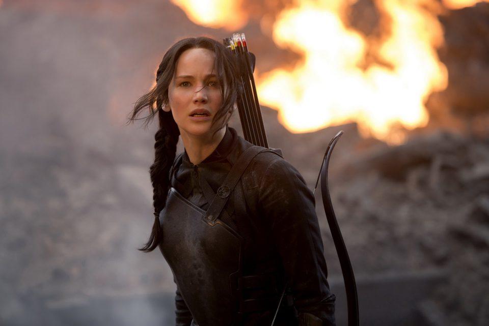 The Hunger Games: Mockingjay - Part 1, fotograma 25 de 49