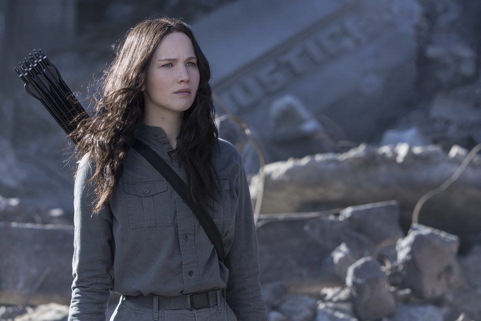 The Hunger Games: Mockingjay - Part 1, fotograma 35 de 49