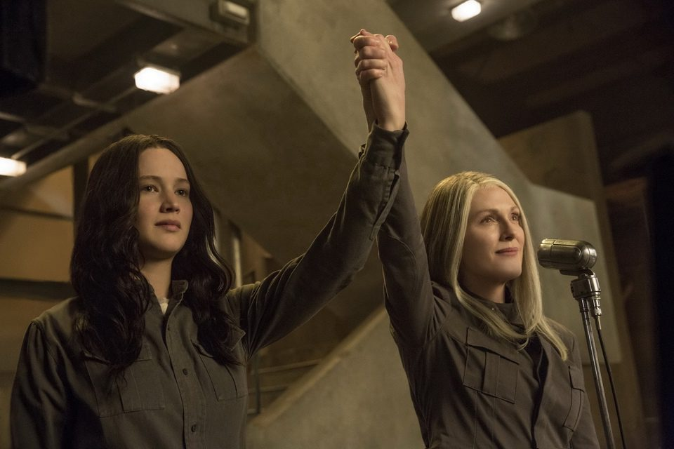 The Hunger Games: Mockingjay - Part 1, fotograma 34 de 49