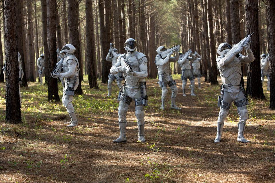 The Hunger Games: Mockingjay - Part 1, fotograma 33 de 49