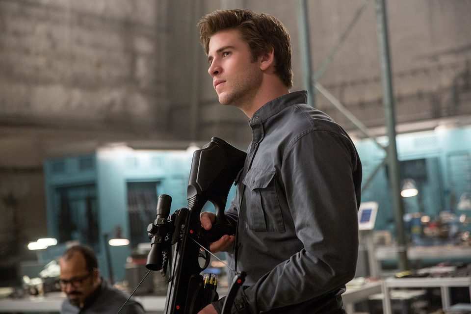 The Hunger Games: Mockingjay - Part 1, fotograma 29 de 49