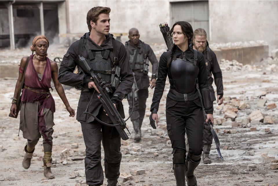 The Hunger Games: Mockingjay - Part 1, fotograma 49 de 49