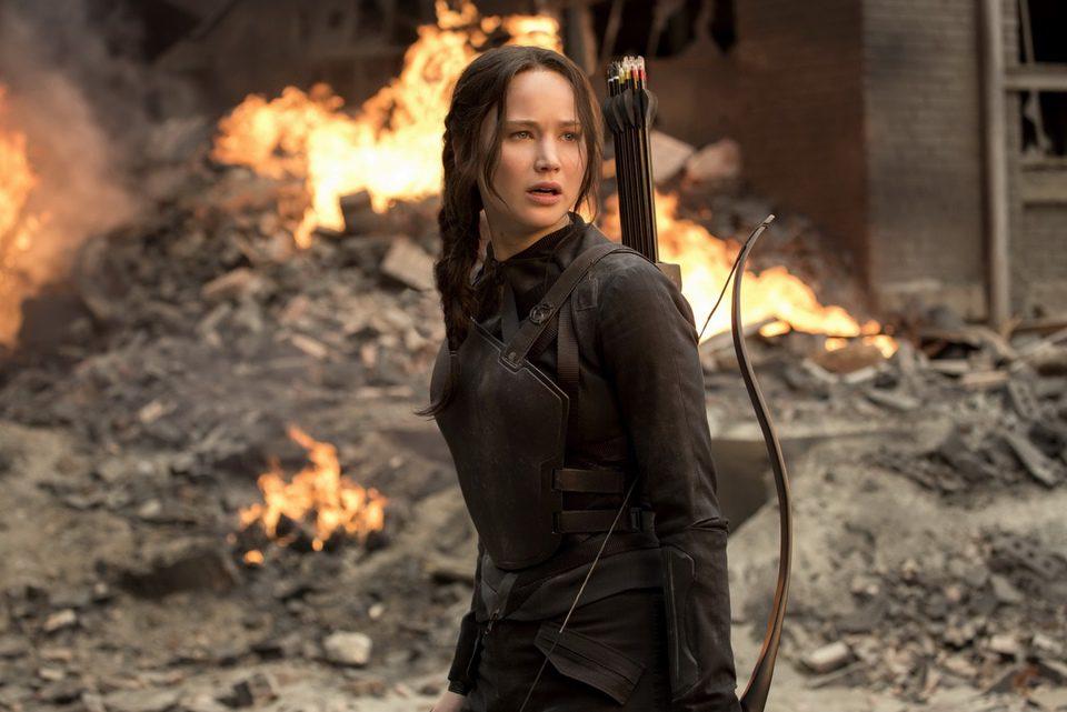 The Hunger Games: Mockingjay - Part 1, fotograma 48 de 49