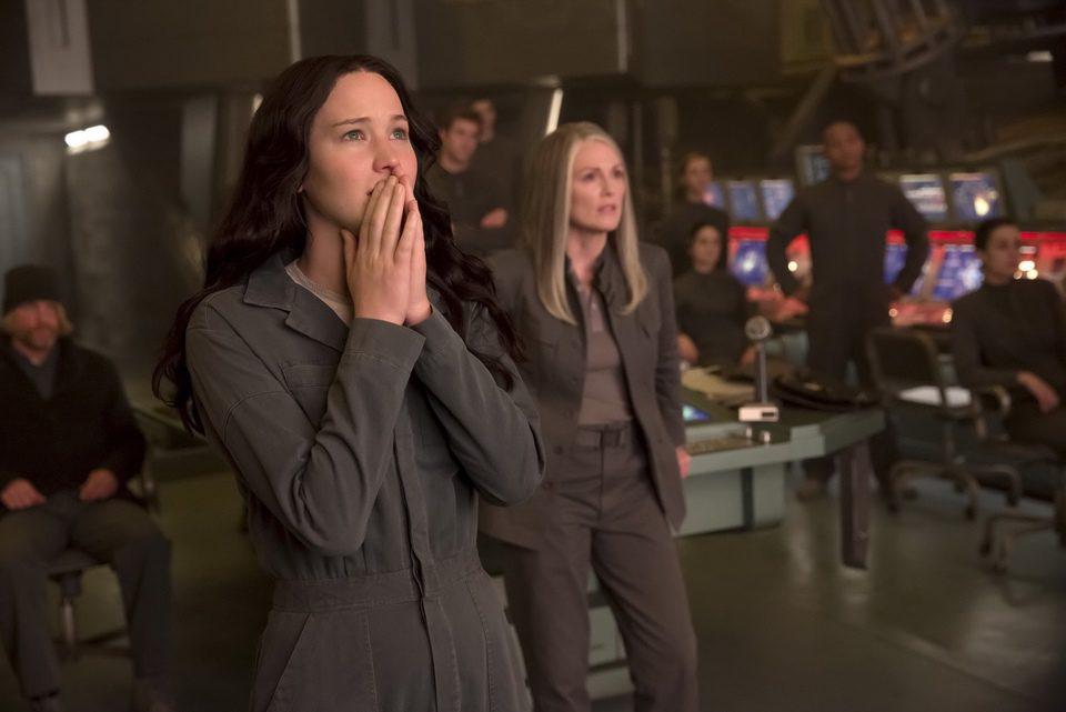 The Hunger Games: Mockingjay - Part 1, fotograma 40 de 49