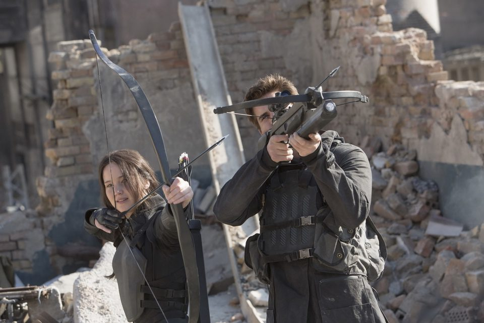 The Hunger Games: Mockingjay - Part 1, fotograma 38 de 49