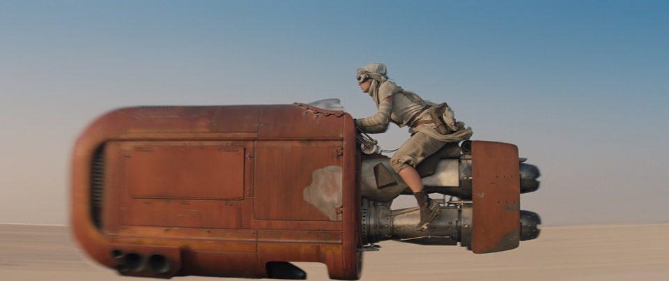 Star Wars: Episode VII - The Force Awakens, fotograma 2 de 47