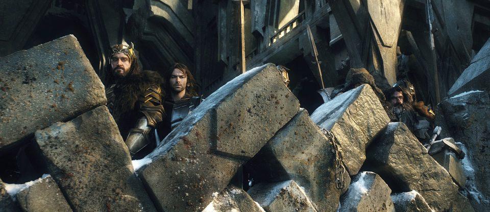 The Hobbit: The Battle of the Five Armies, fotograma 7 de 30