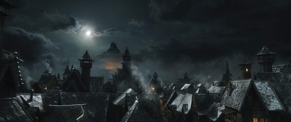 The Hobbit: The Battle of the Five Armies, fotograma 1 de 30