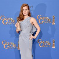 Amy Adams, winner of the Golden Globe 2015 for the best comedy actress