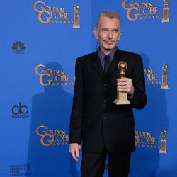Billy Bob Thornton, winner of the Golden Globe 2015 for the best actor in a miniseries