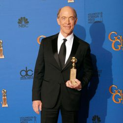 J.K. Simmons, winner of the Golden Globe 2015 to the best supporting actor