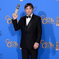 Richard Linklater, winner of the Golden Globe 2015 for the best director