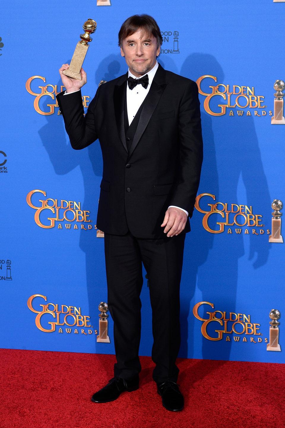 Richard Linklater, winner of the Golden Globe 2015 for the best director