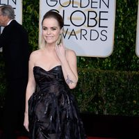Taryn Manning at the Golden Globes 2015 red carpet