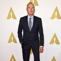 Michael Keaton at the Oscars' Nominees Luncheon 2015