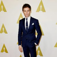 Eddie Redmayne at the Oscars' Nominees Luncheon 2015