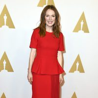 Julianne Moore at the Oscars' Nominees Luncheon 2015