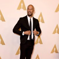 Common at the Oscars' Nominees Luncheon 2015