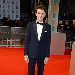 Matthew Beard attends BAFTA Awards 2015