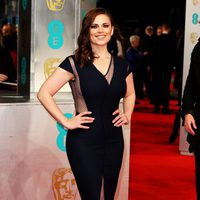 Hayley Atwell at the 2015 BAFTA Awards