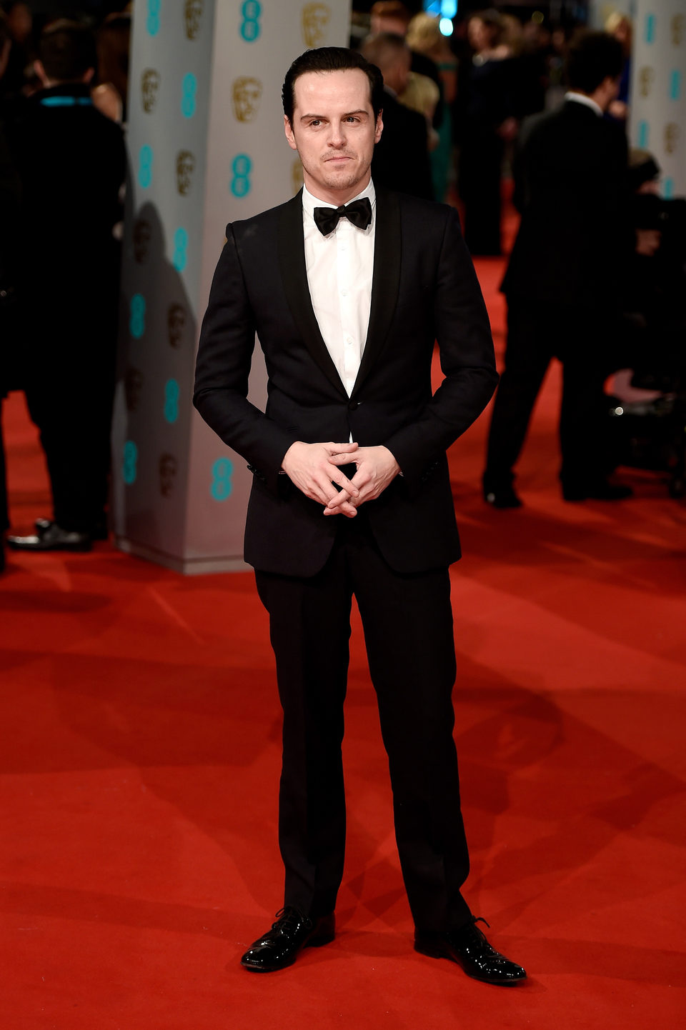 Andrew Scott at the 2015 BAFTA Awards