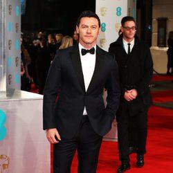 Luke Evans at the BAFTA Awards 2015