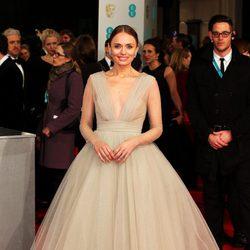 Laura Haddock at the BAFTA 2015