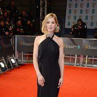 Rosamund Pike at the BAFTA 2015
