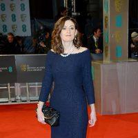 Amanda Barrie at the BAFTA 2015