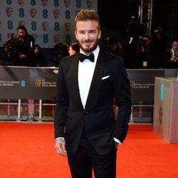 David Beckham at the BAFTA 2015