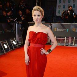 Dianna Agron at the BAFTA 2015
