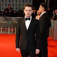 Jack O'Connell at the BAFTA 2015