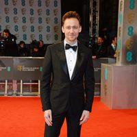 Tom Hiddleston at the BAFTA 2015