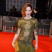 Sienna Guillory at the BAFTA Awards 2015