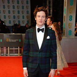 James Norton at the BAFTA Awards 2015