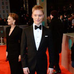 Fredie Fox at the BAFTA 2015