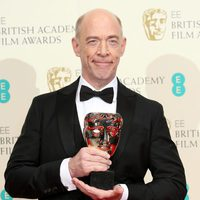 J.K. Simmons, best suporting actor winner at BAFTA 2015