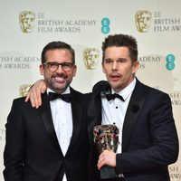 Ethan Hawke and Steve Carell pick up Richard Linklater's BAFTA 2015