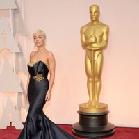 Rita Ora at the Oscar 2015 red carpet
