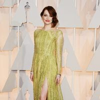 Emma Stone at the Oscar 2015 red carpet