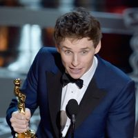 Eddie Redmayne wins Best Actor award at the Oscars 2015