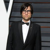 Jason Schwartzman in the Oscar 2015 red carpet