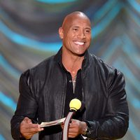 Dwayne Johnson during MTV Movie Awards 2015